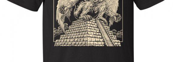 Age of Cthulhu T-shirt