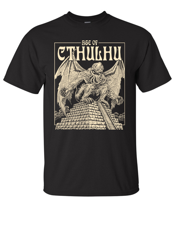 Age of Cthulhu shirt