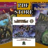 Out of print items in our PDF store!