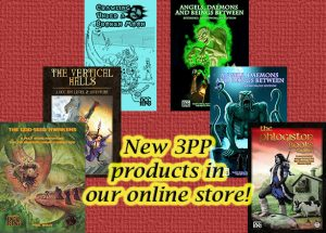 New 3PP Products