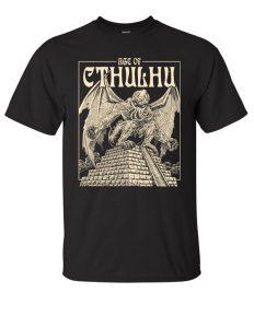 Brad McDevitt's Age of Cthulhu t-shirt