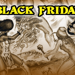 Last Day For Black Friday Discount!
