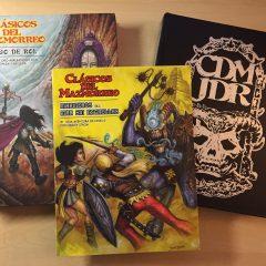 Clasicos del Mazmorreo: DCC RPG in Spanish!