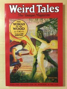 Weird Tales August 1926