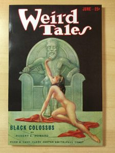 Weird Tales June 1933