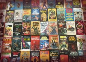 Special Offer! Free Vintage Novels!