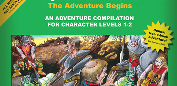 Forgotten Treasure: The Adventure Begins