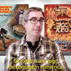 Portuguese DCC RPG Crowdfunding
