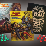 New Items In Our Store – Including Dice!