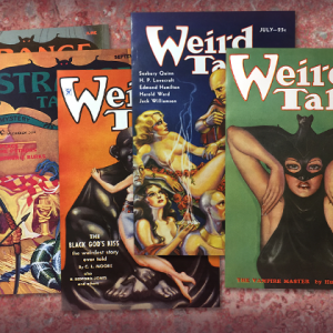 Weird Tales and More in Our Store!