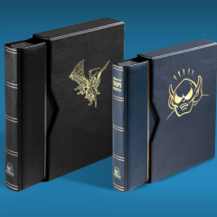 Limited Kickstarter Edition Slipcases