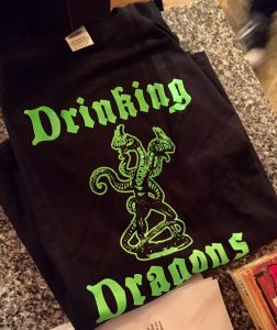 Drinking and Dragons