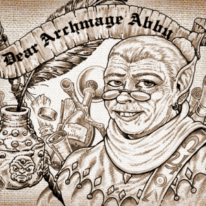 The Return of Archmage Abby