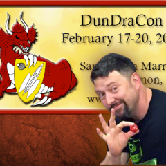 DCC RPG at Dundracon This Weekend!