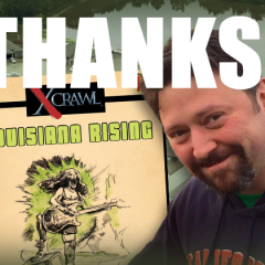 Xcrawl: Louisiana Rising Donations