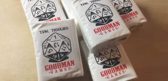 TPK Tissues