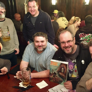 Drinking and Dragons 2017