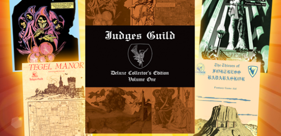 Judge's Guild Comes to Order