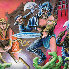 Returning to Gen Con: The DCC Team Tournament