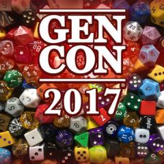 Gen Con Events 2017