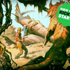 Edgar Rice Burroughs Kickstarter Ending Soon!