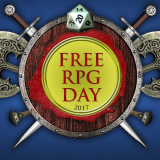 Free RPG Day is THIS WEEKEND!