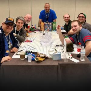 North Texas RPG Con Recap!