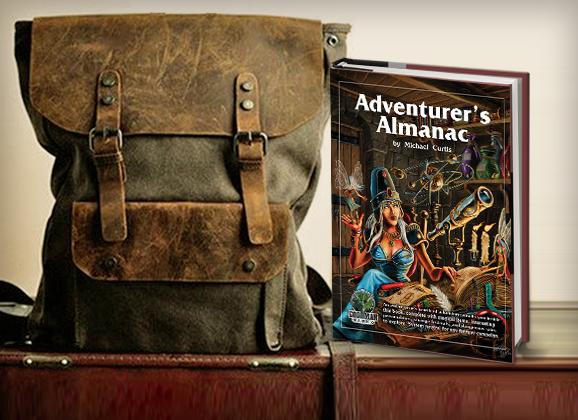 Accolades for Adventurer's Almanac!