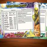 New DCC Scratch-Off Character Sheet Kickstarter is LIVE!