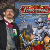 "Meet Steve ""Grimtooth"" Crompton at Gen Con!"