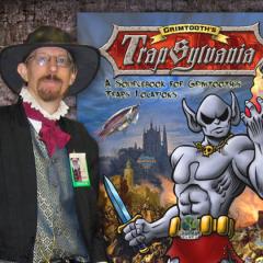 """Meet Steve """"Grimtooth"""" Crompton at Gen Con!"""