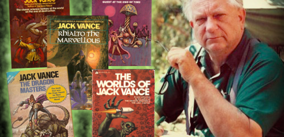 Adventures in Fiction: Jack Vance
