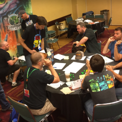 Gen Con 2017 Tournament Results