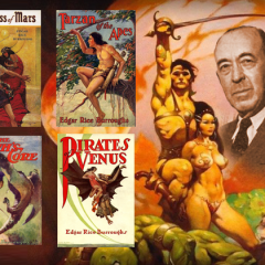 Adventures in Fiction: Edgar Rice Burroughs