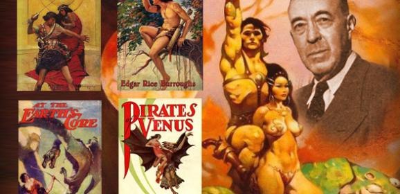 Adventures in Fiction: Edgar Rice Burroughs