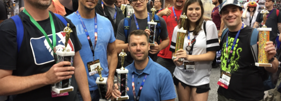 Gen Con DCC Tournament Winners!