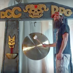 The Gong is Complete!