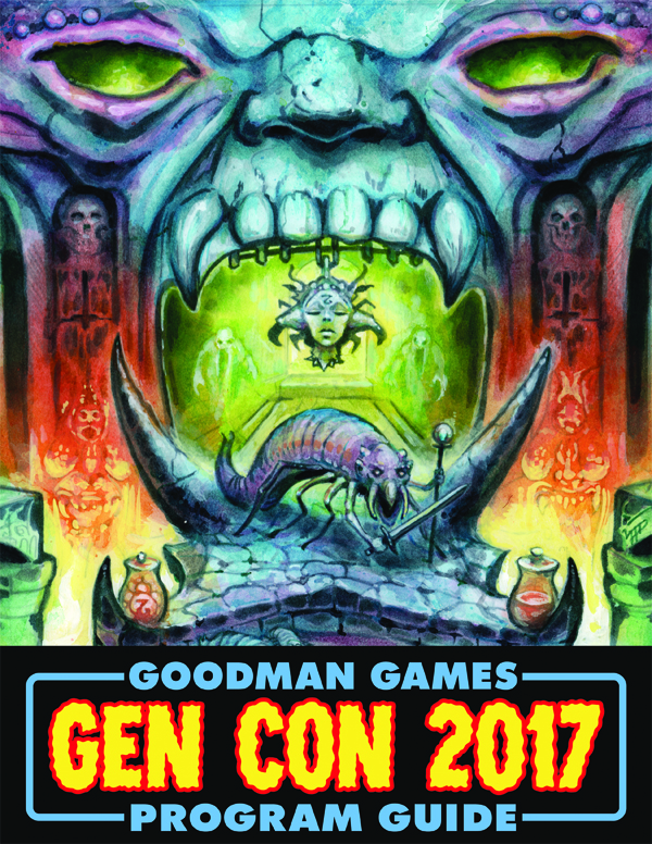 Gen Con 2017 Program Guide