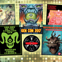 New Releases For Gen Con, Part Four!