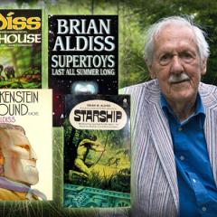 RIP Brian Aldiss