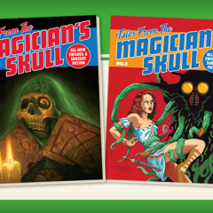 Announcing Tales From The Magician's Skull
