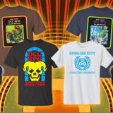 Gen Con T-shirts! Limited supply!