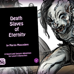 Community Publisher Profile: Death Slaves of Eternity