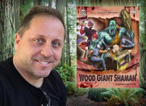 Community Publisher Profile: Stronghold of the Wood Giant Shaman