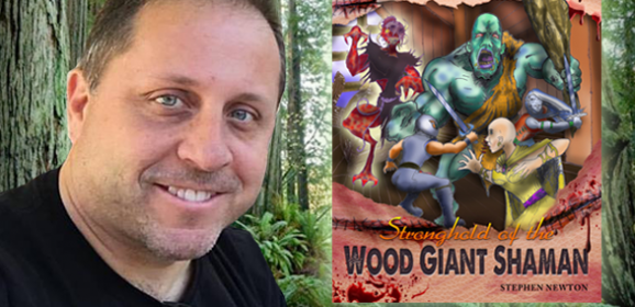 Community Publisher Profile: Stronghold of the Wood Giant Shaman