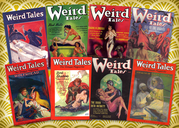 New-Weird-Tales