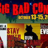 Visit Us at Big Bad Con!