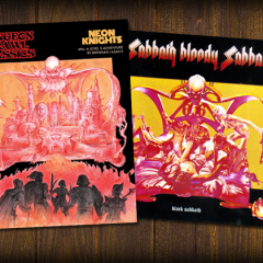 Designer's Diary: Black Sabbath and DCC RPG