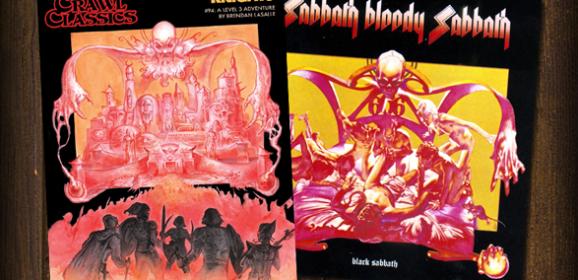 Designer's Diary: Black Sabbath and DCC RPG