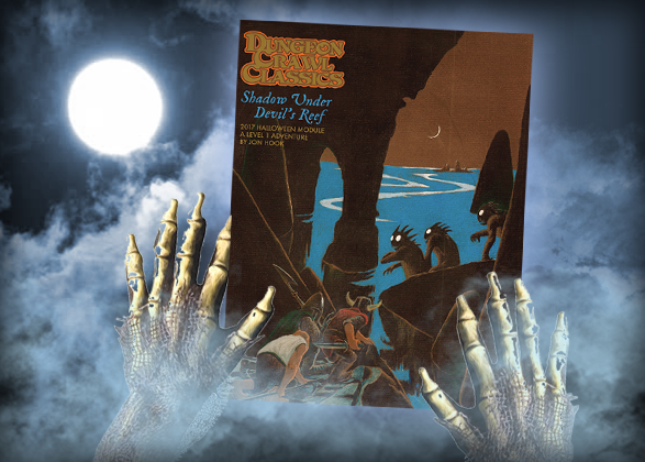 DCC-Haloween-module-released
